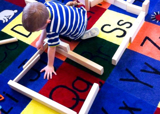 Why do we spend time playing? (Or the importance of preschool play)