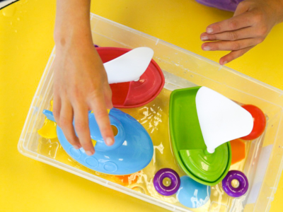 The Many Benefits of Sensory Play